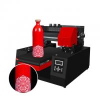 Quality Digital A3 UV LED Inkjet Printer Uv Cups Printing Machine XP600 Print Head for sale