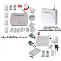 Buy cheap GSM Alarm|Wireless Security Burglar Alarm System (ATS-802)|SMS ALARM|MSM ALARM from wholesalers