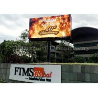 China Full Color P 10 Large Outdoor LED Billboard Advertising 160*160mm Panel Module on sale
