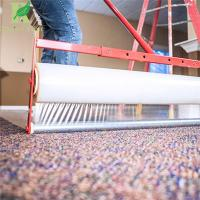 Quality 0.055-0.2mm Clear Transparent Adhesion Bulk Carpet Protector Film for sale