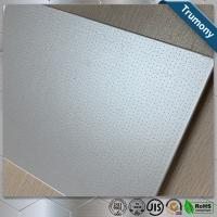 Quality Very Soundproof Aluminum Honeycomb Panels Small Surface Holes Interior Renovation for sale