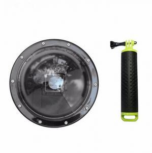 "Quality 6"" Portable Diving Dome Port  V1.0 For GoPro 4 3+ Action Camera With Floating Bobber for sale"