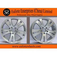 Quality OEM Aluminum Alloy Mercedes Benz Wheel 17inch Hyper Silver  5 Hole for sale