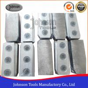 China Diamond Fickert Diamond Abrasive Wheels , Diamond Wheel Grinder 140 X 15mm on sale