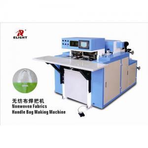 Non woven Fabrics Handle Bag Making Machine