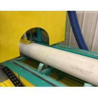 Quality Online Full Automatic Plastic PVC/PE Pipe Slotting/Filler Machine for sale
