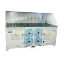 Quality Grinding dust downdraft table with cartridge filter dust purifier system for sale