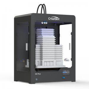 Quality Pla/Abs Large Fdm 3D Printer , Creatbot DE Plus Printer With Large Build Volume for sale