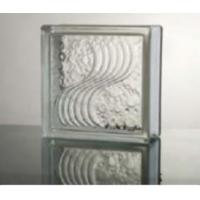 Quality Sea Wave Glass Block for sale