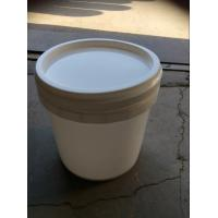 Quality 5Liter/1gallon(1 gal) Plastic Pail With Handle and Lid, Plastic Bucket for sale