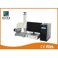 Quality Metal Label Dot Peen Marking Machine 200mm x 150mm For Component Identification for sale
