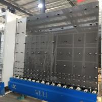 Quality High Efficiency Automatic Insulating Glass Machine LBW2200PB For 2200m Glass for sale