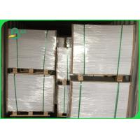 Quality Good Thickness And Stiffness 1.0 - 1.5mm White Card Board For Box for sale