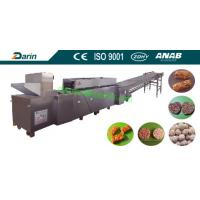 Quality Energy savings Chocolate Cereal Bar Forming Machine with Low noise for sale