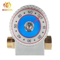 Quality Mechanical ABS Plastic Audio Alarm 10kPa Gas Timer Valve for sale