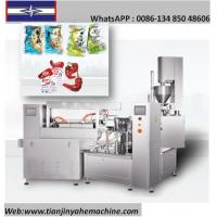 Quality Bag Given Rotary Vacuum Packing Machine for sale