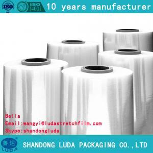 China stretch film rewinding machine pe stretch ceiling film on sale