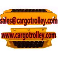 Quality Crawler type roller skids details with specification for sale