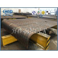 Quality Alloy Steel Pin Type Water Wall Panels For Reduce Heat Loss , High Efficient Heat Exchange for sale