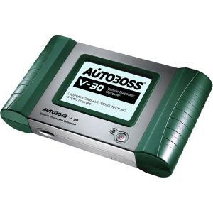 Quality Original AUTOBOSS V30 Scanner Update via Internet with Multi-language for sale
