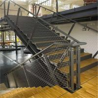 ... Buy Architectural Flexible Cable Mesh SS Wire Rope Solid Structure For  Stair At Wholesale Prices ...