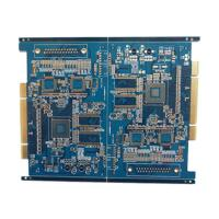 Buy cheap 4 layers Multilayer PCB with Gold finger from wholesalers