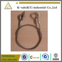 Quality cable for LED light/steel wire rope /stainless steel wire cable with LED light for sale