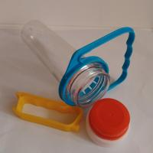 Quality 300ml 2L 10L Edible Oil Preform with Cap and Handle, 35g 70g Plastic Bottle Preform for sale