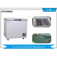 Quality Direct Cooling Compact Deep Freezer / Lab Deep Freezer Chest Cabinet Type for sale