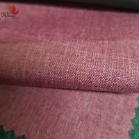 Quality PVC Coated Laminated Outdoor Apparel Fabric , 800D Oxford Fabric For Sofa for sale