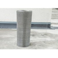 Quality Galvanized 16 Gauge Wire Mesh Rolls 16x16mm Low Carbon for sale