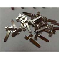 Quality Wire Terminal Pins Sheet Metal Forming , Precision Progressive Die StampingBlanking for sale