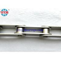 China Anti Corrosion Transmission Components , Food Production Line Roller Chain on sale