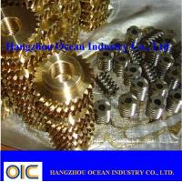 Quality High Precision Transmission Spare Parts Spider Gear Shaft / Miter Gear for sale