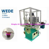 Quality Round Automatic Coil Winder, Max 4mm Spiral Fully Automatic Winding Machine 3 Axis Servo Motor for sale