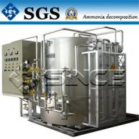 Quality 380V 460V 415V High Purity Hydrogen Ammonia Cracker Unit for Cooper Tube for sale