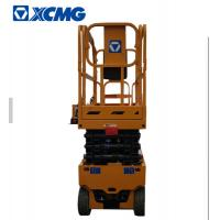 Quality 8m Mobile Electric Truck Mounted Crane Hydraulic Scissor Aerial Operation Platform for sale