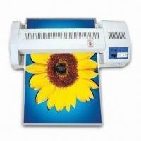 Quality Laminating Machine, Used to All Kinds of Files, Photos and Tags, with Effective Width of 330mm for sale