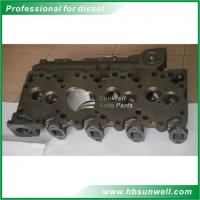 Quality Car Engine Cylinder Head assy ISBe4.5 ISDe4.5 4929283 4941495 4941496 for sale