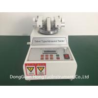 China ISO5470 Abrasion Machine Taber Wear Abrasion Tester And Wear Test Instrument on sale