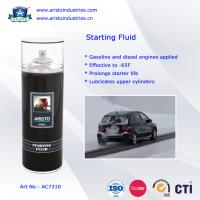 Quality Low Temperature Engine Starter Fluid / Quick Starting Fluid Spray Car Care Products for sale