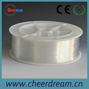 Quality 0.25-3.0mm Diameter PMMA End Glow Lighting Fiber Optic for sale