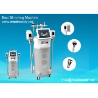 Quality -15℃ Cryo slimming Beauty Fat Reduce Cryolipolysis Slimming Machine with 12 inch LCD screen for sale
