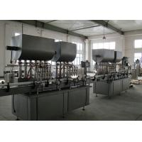 Quality Full Automatic Peanut Butter Hot Filling Machine Plastic Bottling Equipment for sale