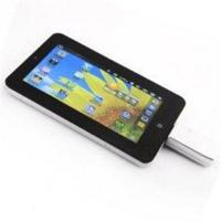 Quality resistive touch screen Android tablet pc with Wifi for sale