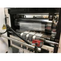 Quality Auto Blank Paper Roll Label Die Cutting Machine Flexo Printing And Die Slitting Machine for sale