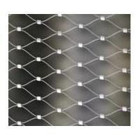 China Stainless Steel Wire Rope Net on sale
