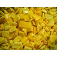 Quality frozen yellow pepper for sale