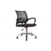 Quality Swivel Staff Visitor Fabric Mesh Seat Chair for sale
