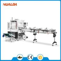 Quality 700 Kg Paper Cup Forming Machine , 0.6 Mpa Air Request Cup Packing Machine for sale